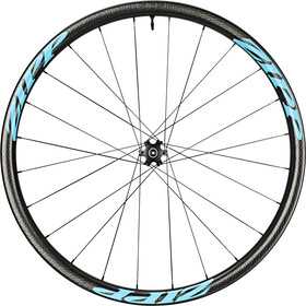 Zipp 202 Firecrest Tubeless Disc Front Wheel blue